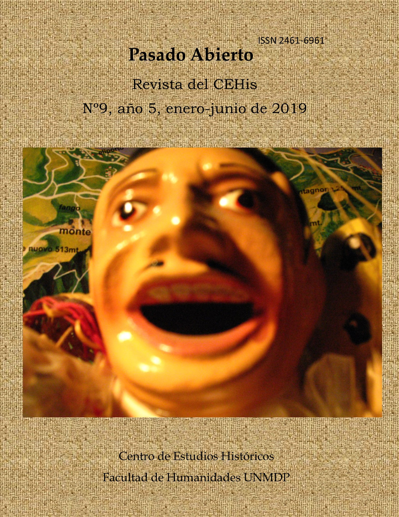 Imagen e portada: Ekekko. Fotografía de Carlos Piglia