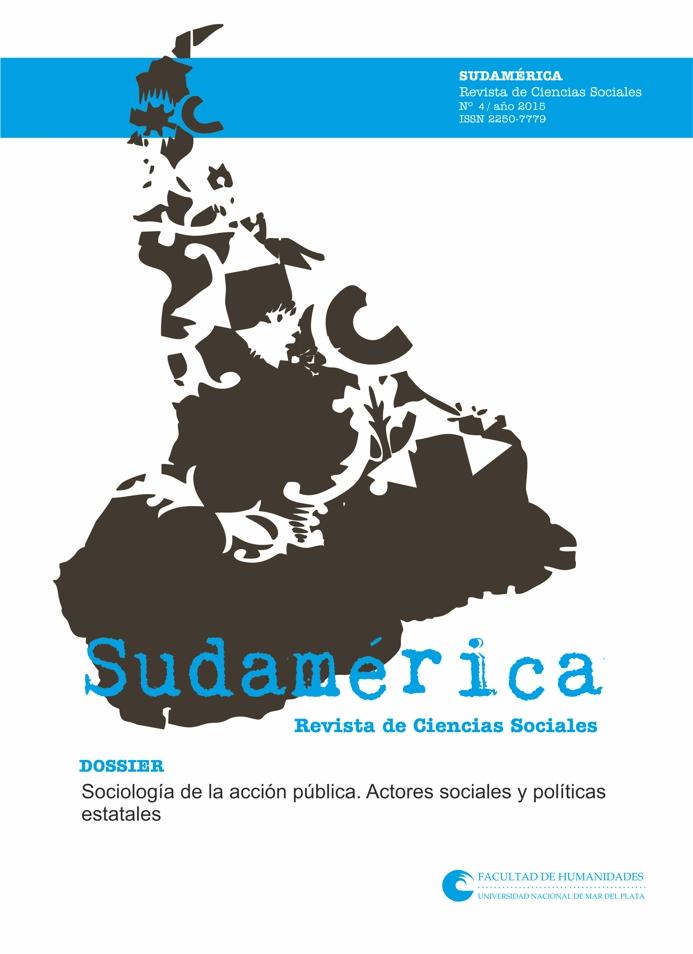 REVISTA SUDAMERICA N° 4- 2015